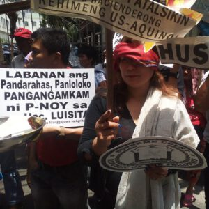 Fight for land and Justice in Hacienda Luisita