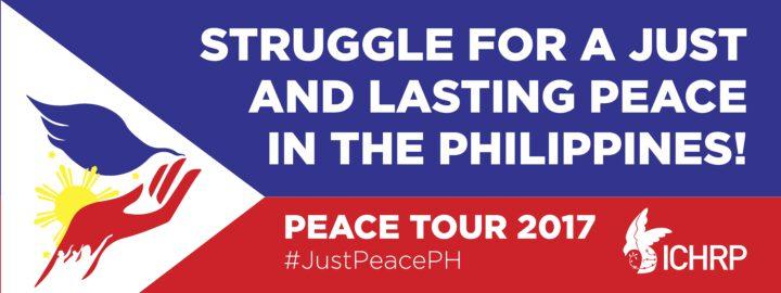 Banner - Peace Tour 2017