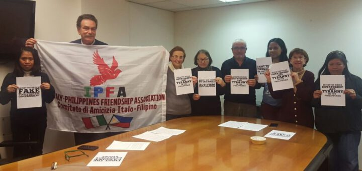 IPFA for justice & peace in the Philippines