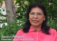Sarojini Rengam